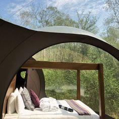 Bubble tent Finn Lough