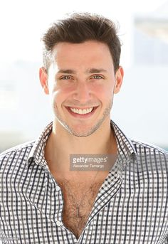 Mike, poses during a portrait session on January 2016 in Miami Beach, Florida. Beautiful Men Faces, Gorgeous Men, Hairy Men, Bearded Men, Dr Mike Varshavski, Italian Male Model, Hot Doctor, Cool Hairstyles For Men, Ideal Man