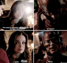 The flash 1x05