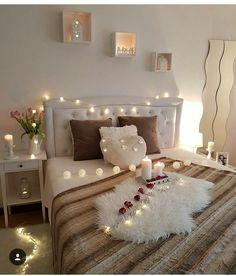 bedroom, house, and interior -kuva