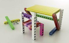Muebles de OLLA Kidsfurniture