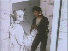 If you grew up in the 80's you know what this is. :) :) that was SUCH a cool video at the time!