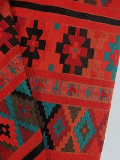 Thai Woven Fabric Tribal Fabric Cotton Fabric Ethnic by veradashop, $12.75