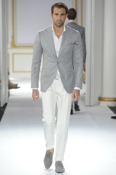 Cifonelli Men's RTW Spring 2016 | Men's Fashion | Men's Style | Menswear | Men's Apparel | Moda Masculina | Shop at designerclothingfans.com