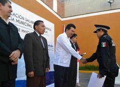 Implacable contra la corrupción, se define Escobar Jardínez              *Ofrece alcalde capitalino puertas abiertas y colaboración total con policías municipales, pero advierte implacabilidad contra actos de corrupción.