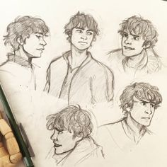 Decided to spend my free time today practicing drawing Bellamy because his face!!! is too difficult!!!! to draw!!!!!!!!!!!