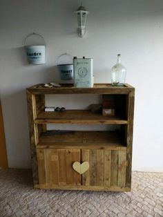 Cabinets from Pallets Cabinets & Wardrobes