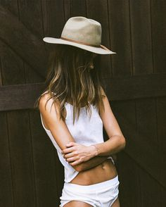"""Lack of Color Hats on Instagram: """"THE LASSO  Vintage Classic Cowboy Hat in Fawn Trimmed with Double Stitched Gross-Grain Ribbon. lackofcolor.com.au @wolfcubwolfcub photo"""""""