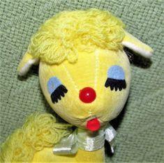 Vintage Magic Nursery 1989 Mattel Doll Long Blond Hair