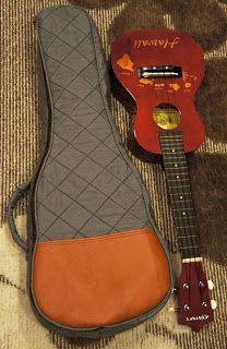 52f05ad411 16 Best diy ukulele bag strap case images