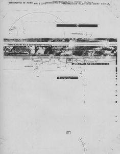 William Larson, Untitled, Fireflies series 3-Apr-73, Electro-carbon print