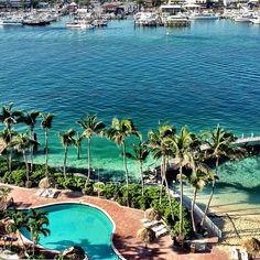 A beautiful view in Nassau Paradise Island!