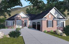 Washington - Traditional style house plan - Walker Home Design