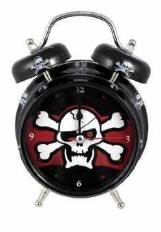 Pirate alarm clock / Night Shift