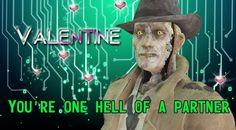 Nick Valentine Fallout 4 Valentine by blablover5