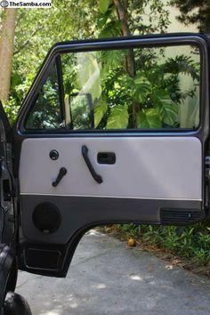 cool door panels
