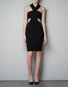 CUT OUT BANDEAU DRESS; http://www.zara.com/webapp/wcs/stores/servlet/category/us/en/zara-us-W2012/296502/