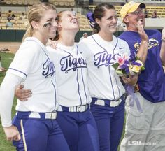 LSU Softball