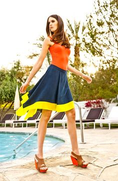 Love that skirt
