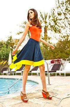 Hinge® Tank & Trouvé Skirt | Nordstrom