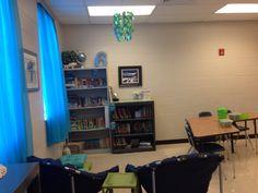 Reading corner  Middle school  2014-2015
