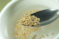 L'eau de graines de lin contre la cellulite et pour une belle peau