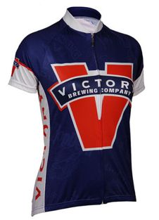 Victory Brewing Women s Jersey – Retro Image Apparel Two b2d88c855