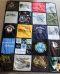 Hmmmmmm...... Building up a collection of shirts I never wear.... Great idea!!!