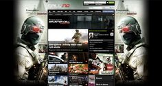 Flash banner campaign for the Ubisoft Game Splinter Cell Conviction