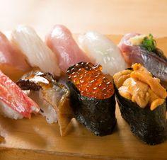 ぐるなび - 寿司居酒屋 や台ずし行徳町 メニュー:寿司
