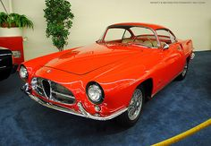 1954 Alfa Romeo 1900 SS Ghia Maintenance/restoration of old/vintage vehicles: the material for new cogs/casters/gears/pads could be cast polyamide which I (Cast polyamide) can produce. My contact: tatjana.alic@windowslive.com
