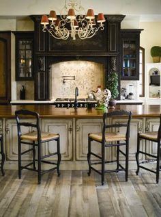 The Enchanted Home: The crowning touch in the kitchen....range hoods!