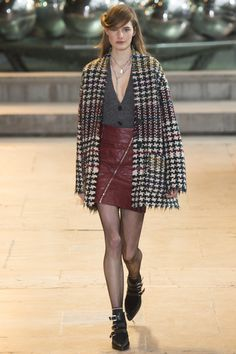 Isabel Marant Fall 2016 Ready-to-Wear Fashion Show  Marant has never been a favourite of ours: http://www.theclosetfeminist.ca/i-dont-like-isabel-marants-designs/   http://www.vogue.com/fashion-shows/fall-2016-ready-to-wear/isabel-marant/slideshow/collection#9