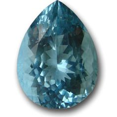 Gem Type : Faceted African Aquamarine      Gem Weight : 19.46 carats      Gem Shape : Pear       Gem Dimensions : 21.09 x 15.66 x 11.57 mm  Length / Width / Depth      Gemstone Price    Price : US$7,394.00