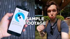 Moto 360 Camera Mod Sample Footage In 4K!