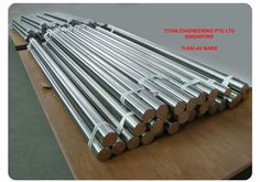 TitaniumMetal is one of the leading manufacturers, Supplier and exporters of high quality Stainless Steel 316Ti Round Bars, Inconel, Incoloy, 6Al4V titanium, Hastelloy, Steel 316Ti Round bar Supplier in Malaysia. Titanium Metal, Round Bar, Stainless Steel, Pure Products, Wood, Rave, Outfit, Kite, Raves