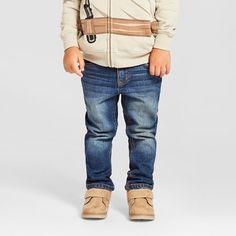 Toddler Boys' Skinny Jeans Cat & Jack™ - Medium Wash 2T : Target