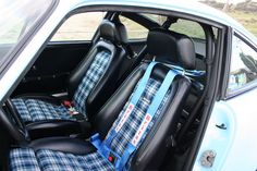 Pelican Parts Technical BBS - View Single Post - Tartan Plaid Seats and Door Panels