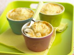 Mini Fish Pie