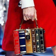 #StefanoGabbana Stefano Gabbana: #DGFabolousFantasy Dolce bag ❤️❤️❤️❤️
