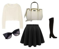 """""""Untitled #64"""" by daisychains7 ❤ liked on Polyvore featuring Yves Saint Laurent, Elizabeth and James and Kate Spade"""