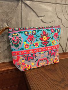 Shop for makeup bag on Etsy, the place to express your creativity through the buying and selling of handmade and vintage goods. Hobo Bag, Clutch Bag, Diaper Bag, Bright, Handbags, Awesome, Creative, Stuff To Buy, Etsy