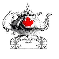 "Logo for ""Splendid Teapot Racing CANADA"" facebook page"