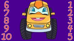 This animated monster truck video is for children, preschoolers, toddlers, and babies! Monster Truck Videos, Monster Trucks, Kids Fun, Cool Kids, Truck Videos For Kids, Help Teaching, Educational Videos, Cartoon Kids, Count