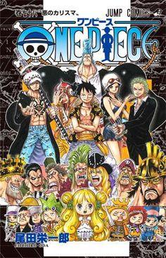 Manga Cover Volume 78
