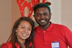 Santa's Helpers!