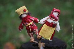 """Народные куклы ручной работы. Ярмарка Мастеров - ручная работа Куколка """"Мировое древо"""". Handmade."""