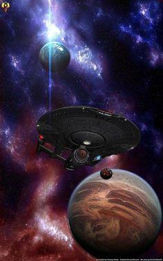 456 best Star Trek Ships images on Pinterest in 2018