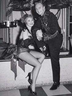 Shirley Jones & Jack Cassidy - Father Of David & Shawn Cassidy