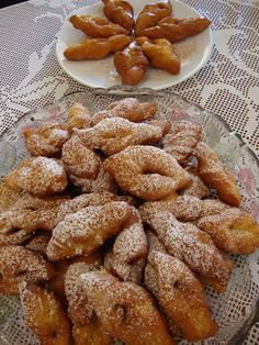 Phyllo Dough Recipes, Greek Sweets, Greek Recipes, Afternoon Tea, Sour Cream, Food To Make, Almond, Food And Drink, Yummy Food